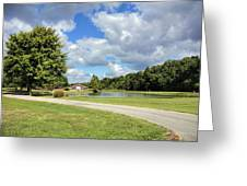 Afternoon In Tennessee Greeting Card