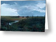 Afterstorm Greeting Card