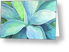 Agave #5 Greeting Card