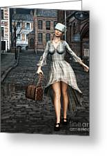 Ageless Fashion Greeting Card