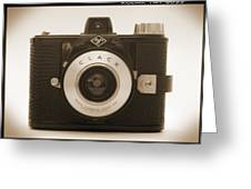 Agfa Clack Camera Greeting Card