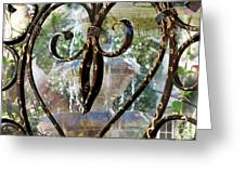 Aging With Time Greeting Card by Leslie Kell