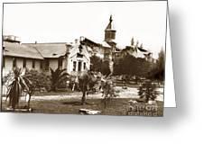 Agnews State Hospital San Jose Calif. 1906 Greeting Card