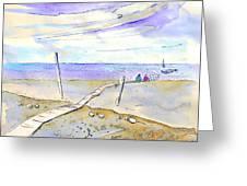 Agua Amarga 03 Greeting Card
