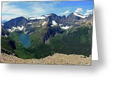 Ahern Goat Trail Greeting Card