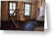 Aiken Rhett House Living Room Greeting Card