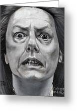 Aileen Wuornos Greeting Card