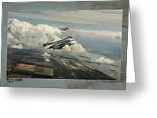 Air Defence Greeting Card