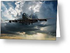 Air Force One Greeting Card