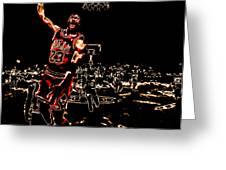 Air Jordan Thermal Greeting Card