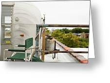 Air Stream Four Greeting Card