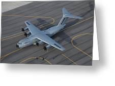 Airbus A400m Greeting Card