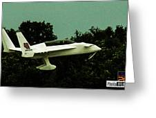 Airventure 41 Greeting Card