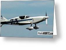 Airventure 73 Greeting Card