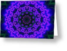 Akbal 9 .4 Greeting Card