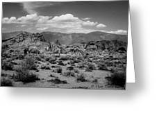 Alabama Hills Greeting Card