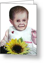 Alaina Greeting Card