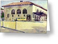 Alameda Post Office Greeting Card