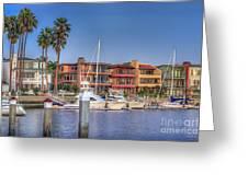 Alamitos Bay Naples 3 Greeting Card