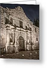 Alamo Door Greeting Card