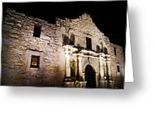 Alamo Remembrance Greeting Card