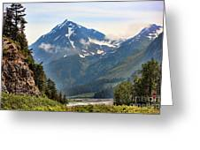 Alaska A Greeting Card