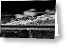 Alaska Cruise Greeting Card