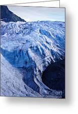 Alaska Exit Glacier Greeting Card