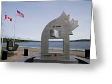 Alaska Highway Memorial Greeting Card