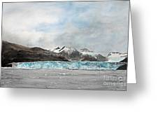Alaska Ice Greeting Card