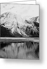 Alaska Reflection Greeting Card