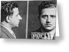 Albert Anastasia (1902-1957) Greeting Card by Granger
