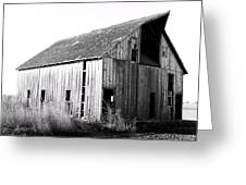 Albert City Barn 3 Greeting Card
