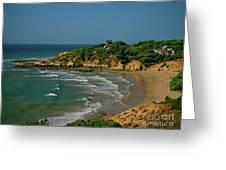 Albufeira, Portugal Greeting Card