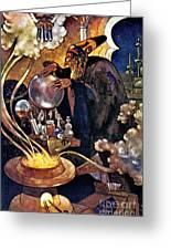 Alchemist 1912 Greeting Card