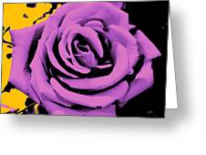 Alchemy Rose Greeting Card