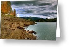 Alder Lake Greeting Card