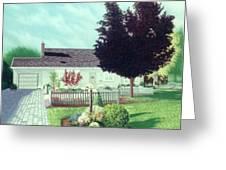 Aldershot Home Greeting Card