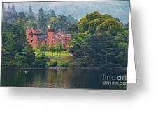 Aldourie Castle  Greeting Card