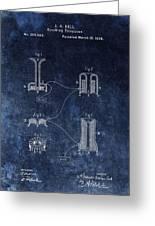 Alexander Graham Bell's Telephone Greeting Card