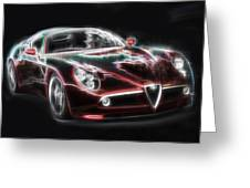 Alfa Greeting Card