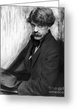 Alfred Stieglitz (1864-1946) Greeting Card