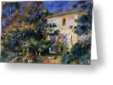 Algiers Landscape 1895 Greeting Card