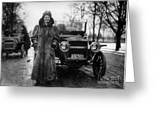 Alice Huyler Ramsey, American Greeting Card