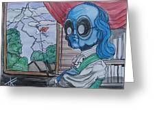 Ben Franklin Is An Alien