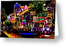 Alien Night Out Greeting Card