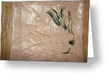 Alight - Tile Greeting Card