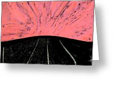 All Roads Lead... Greeting Card