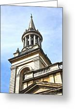 All Saints Church Oxford High Street Greeting Card