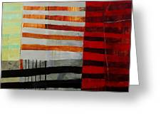 All Stripes 1 Greeting Card